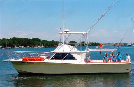Charter fishing panama city beach florida deep sea for Commercial deep sea fishing boats for sale